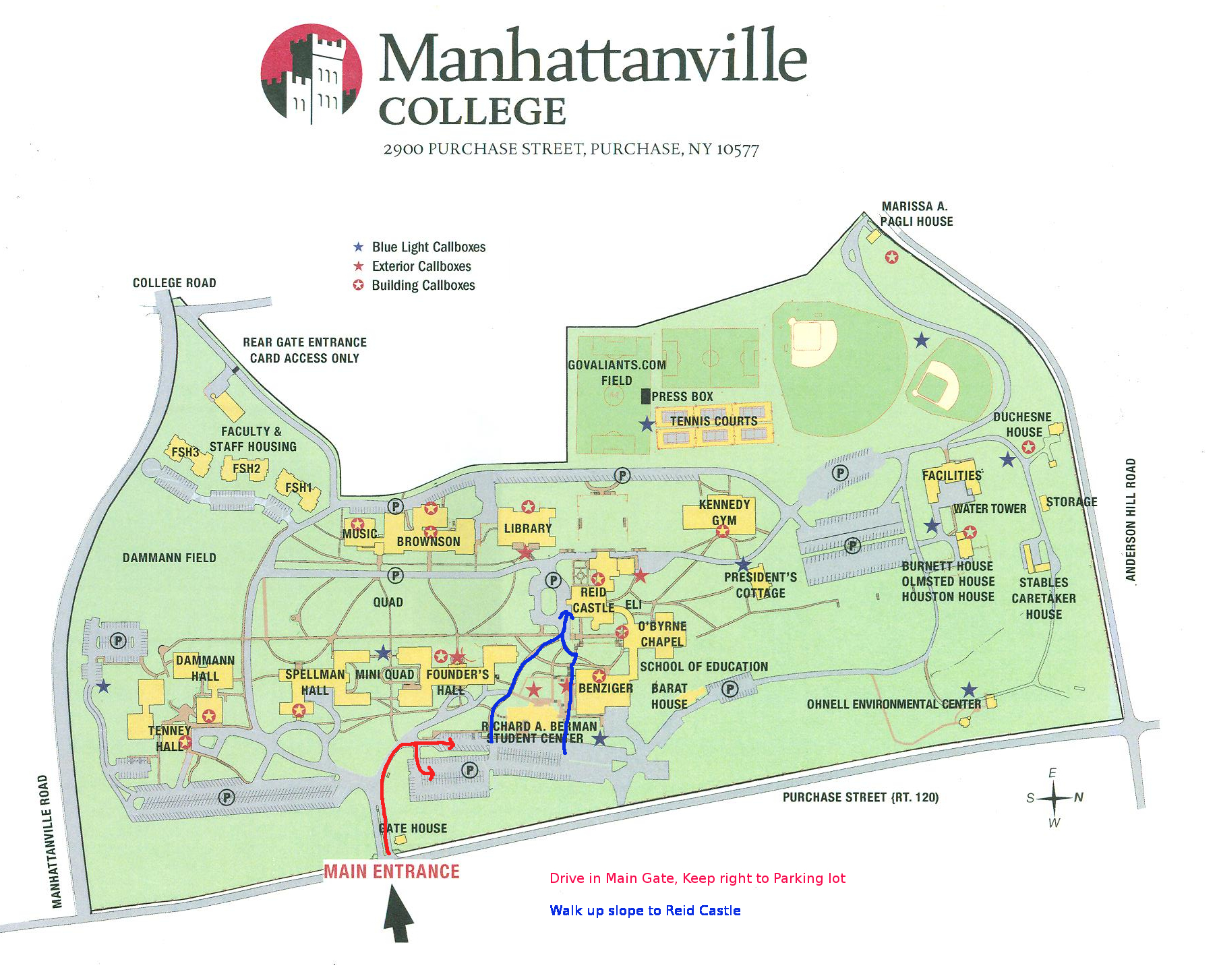 Manhattanville Campus Map.9th Annual Pmiw Symposium Pmi Westchester